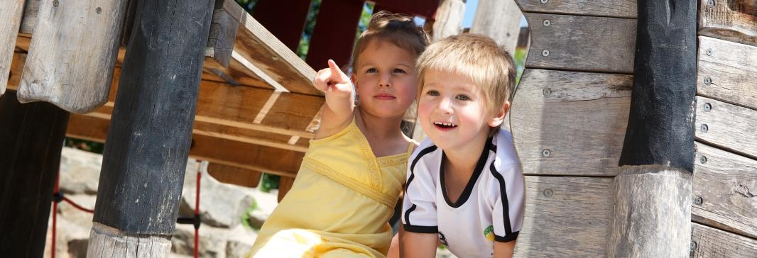 Ferienbetreuung von Kindergartenkinder