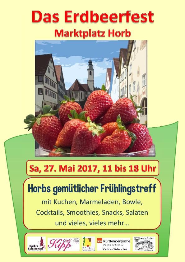 Erdbeerfest 2017