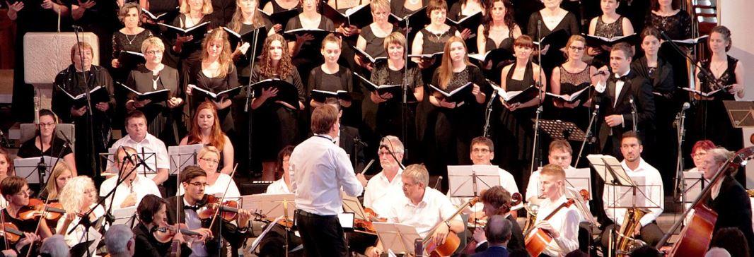 Konzert Vocalmania Stiftskirche Horb 3.7.2016.Bild: Kuball