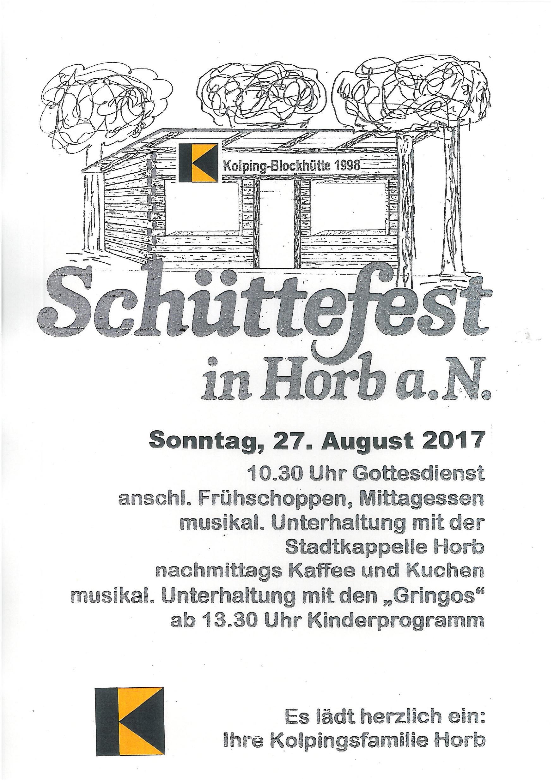Schüttefest 2017