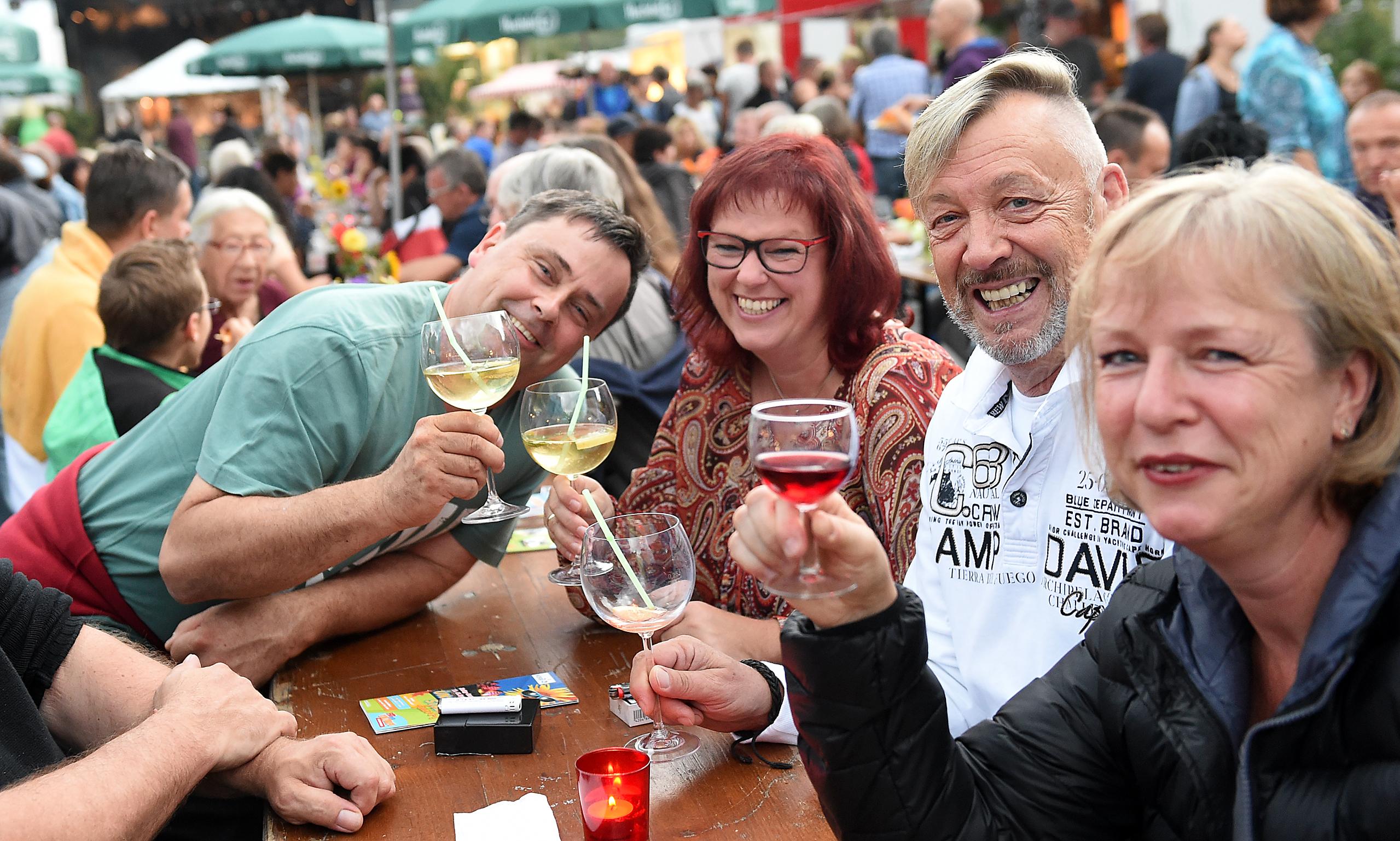 Wein- und Genussdorf