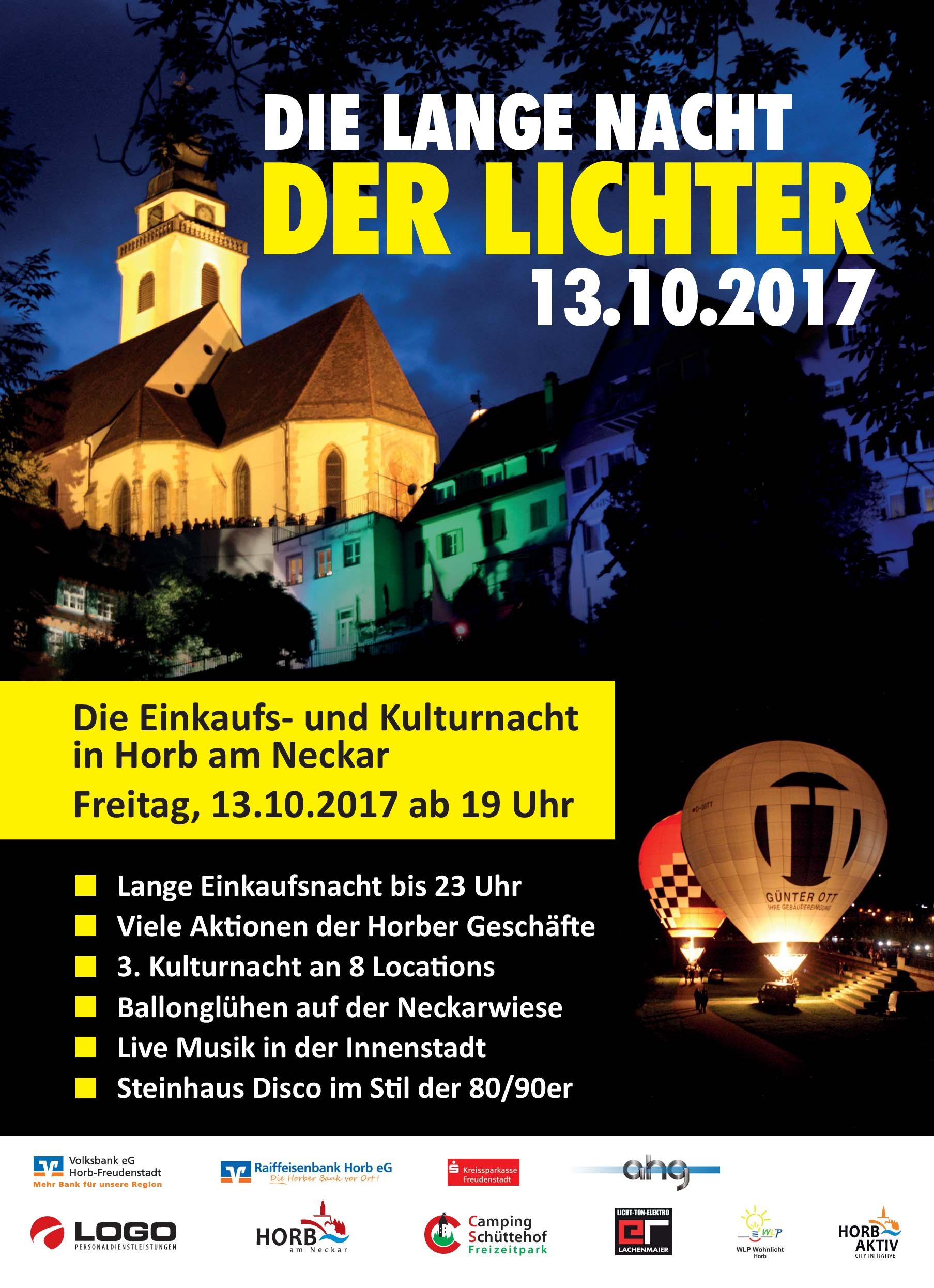 Lange Nacht der Lichter 2017