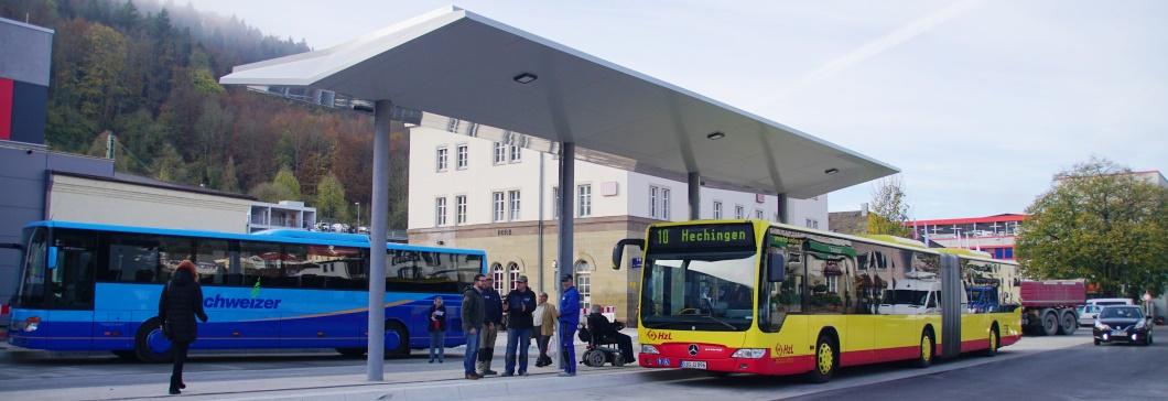 Busbahnhof Horb
