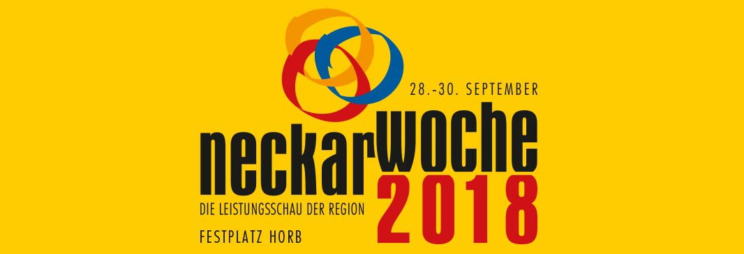 Neckarwoche 2018