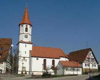 Kirche St. Georg Bittelbronn