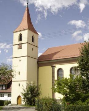 Pfarrkirche Hl. Konrad in Ahldorf
