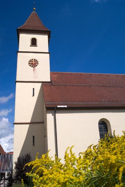 Grünmettstetten Kirche
