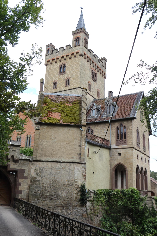 Muehringen Schloss Hohenmühringen