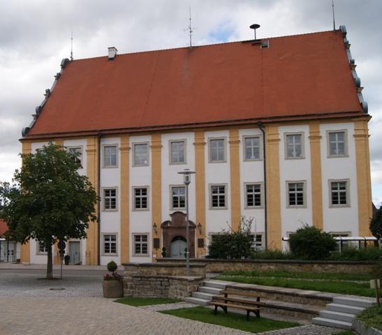 Nordstetten Schloss
