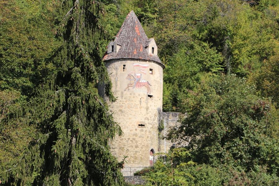 Innerer Ringmauerturm