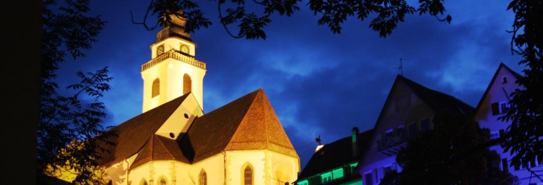 Lange Nacht der Lichter in Horb