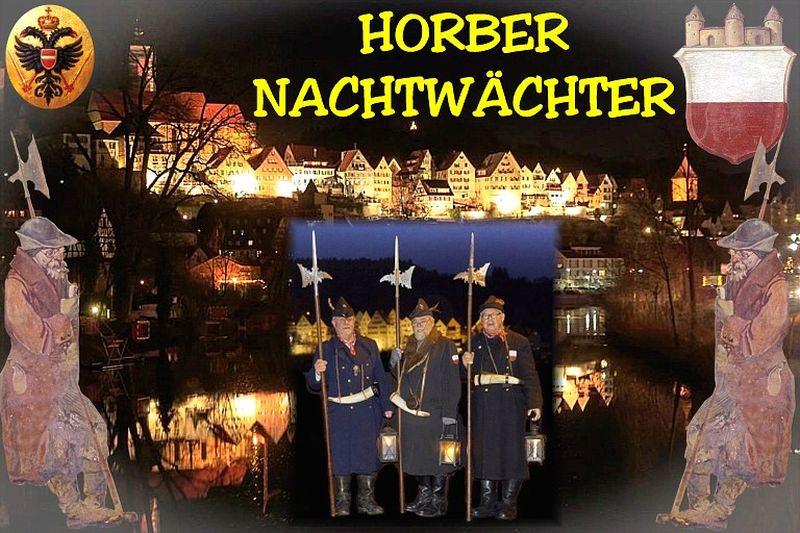 Nachtwächter Horb Logo