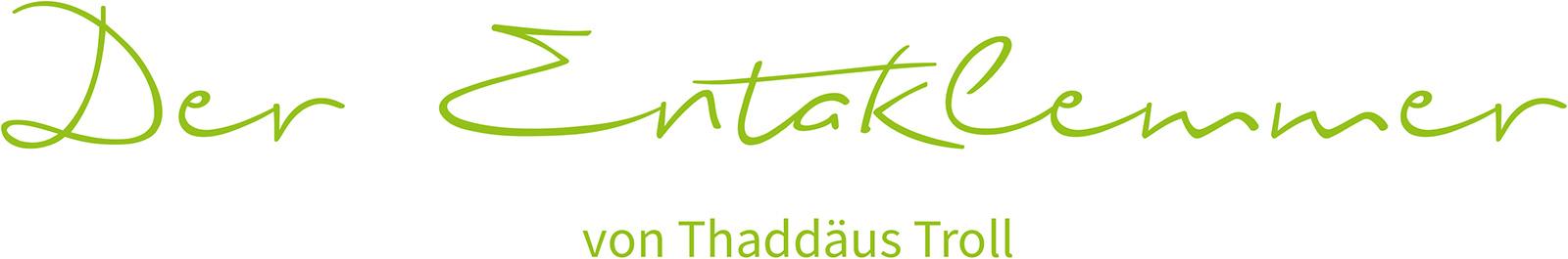 Der Entaklemmer Logo