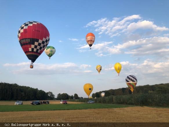 4. Horber Neckar Balloncup