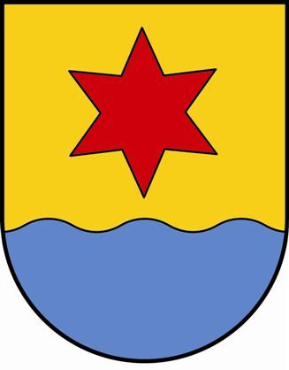 Wappen von Dettensee