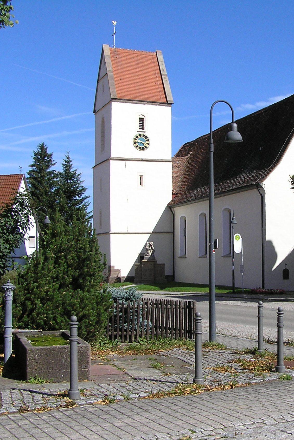 Dettensee Kirche