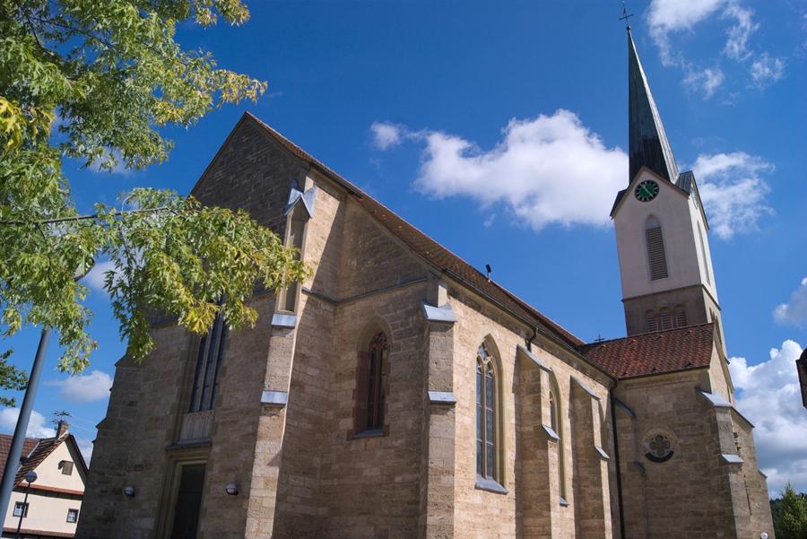 Kathedrale des Schwarzwalds