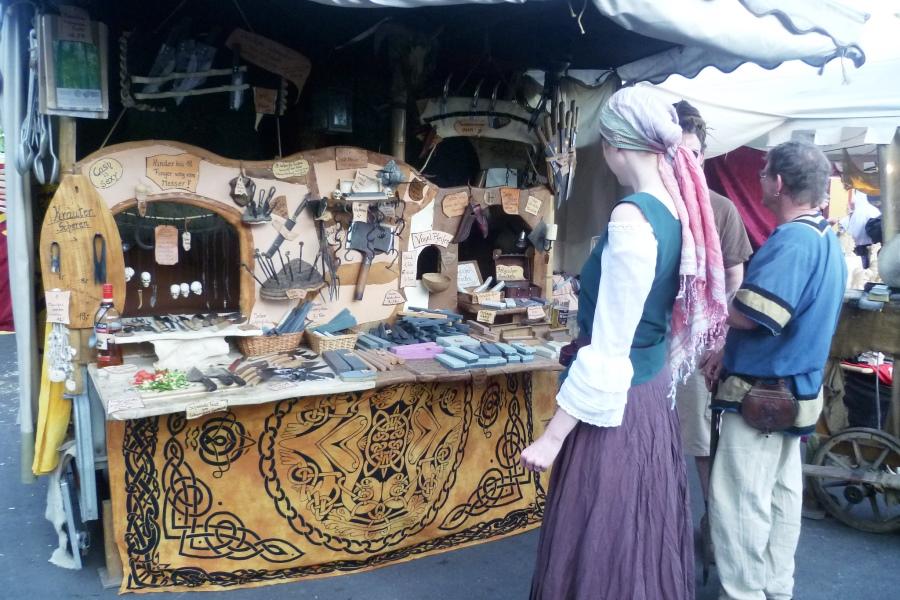 Horber Mittelaltermarkt, Copyright Edo