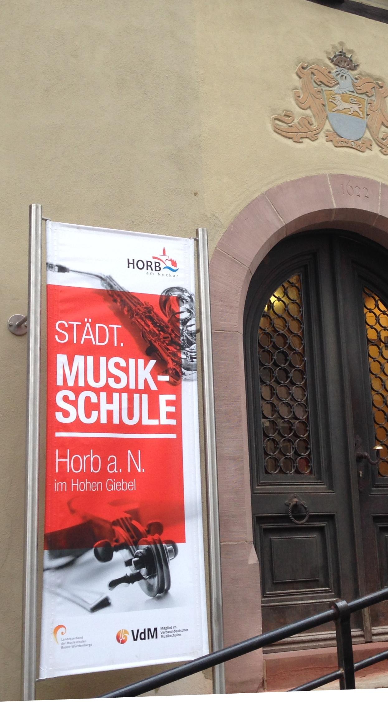 Stdätische Musikschule Horb