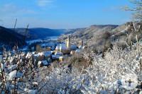 Winterliches Horb