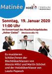 2019-01-20 - Matinée der Städtischen Musikschule Horb am Neckar