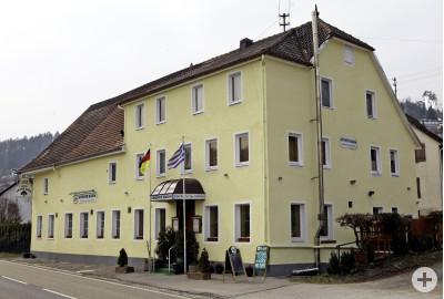Gasthaus Gruener Baum 1