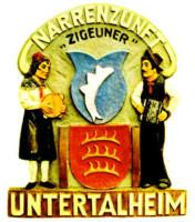 "Vereinslogo Narrenzunft""Zigeuner""Untertalheim"