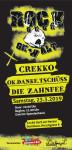 Flyer Rock gegen Gewalt