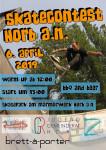 Flyer Skatecontest