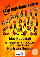Musikcocktail Murgtalmusikanten