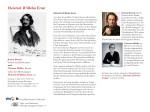 Einladung Heinrich Wilhelm Ernst