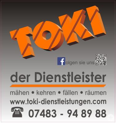 ToKi - DER Dienstleister // Service für SIE