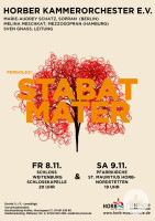 Plakat Stabat Mater 8.+9.11.2019