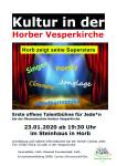 Kultur Horber Vesperkirche