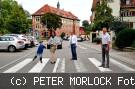 Schule hat begonnen Verkehrssicherheit