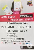 Solidaritätsessen 2020