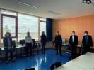 Ausstattung der Horber Schulen mit modernen PCs