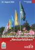 10 Jahre Gartenschau Neckarblühen