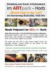 Einladung Artpark 30.09.2021