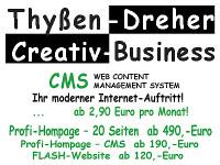 Thyßen-Dreher  Creativ-Business
