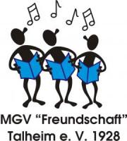 """Männergesangverein """"Freundschaft"""" Talheim e. V. 1928"""