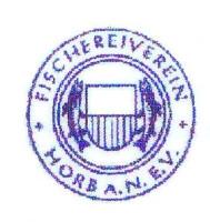 Fischereiverein Horb e.V. 1889