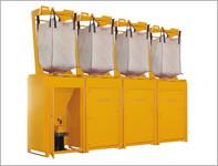 Pulverdosiermaschine PFD4WS