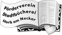 Logo Förderverein Stadtbücherei Horb