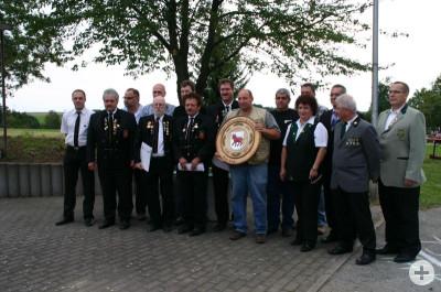 Mitgliederehrung 2011