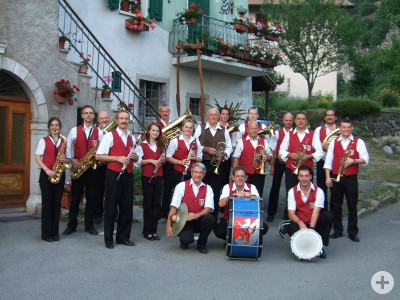 Musikkapelle in San Lorenzo 2012