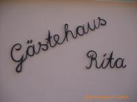 Appartement - Gästehaus Rita