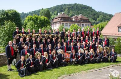 Musikverein Dettingen im Jahr 2014
