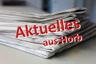 Aktuelles aus Horb