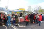 Martinimarkt Horb 2014, Foto: Sara Vogt, Südwest Presse